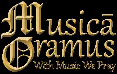Musicā Oramus Logo